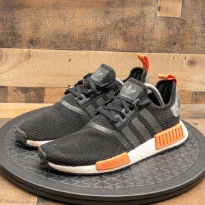 Adidas NMD R1 Core Black Mens Shoes size 10.5